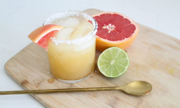 Skinny Grapefruit Margarita Recipe (Keto + Sugar Free)