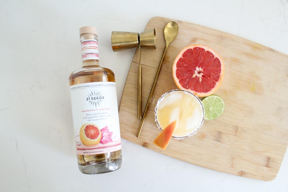 21Seeds Tequila Grapefruit Hibiscus