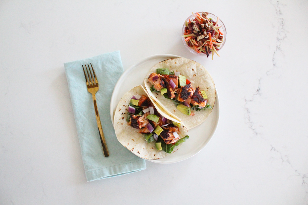 How to Make Blackened Fish Tacos