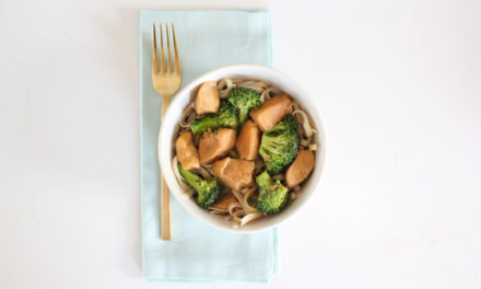 Ginger Chicken Recipe with Broccoli (Whole30 + Paleo)