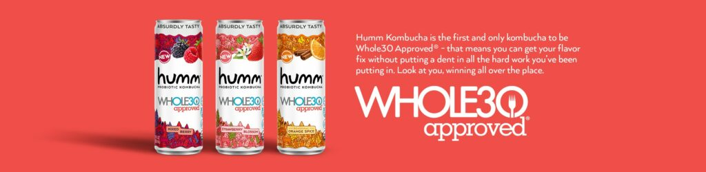 Whole30 Approved Kombucha Brands