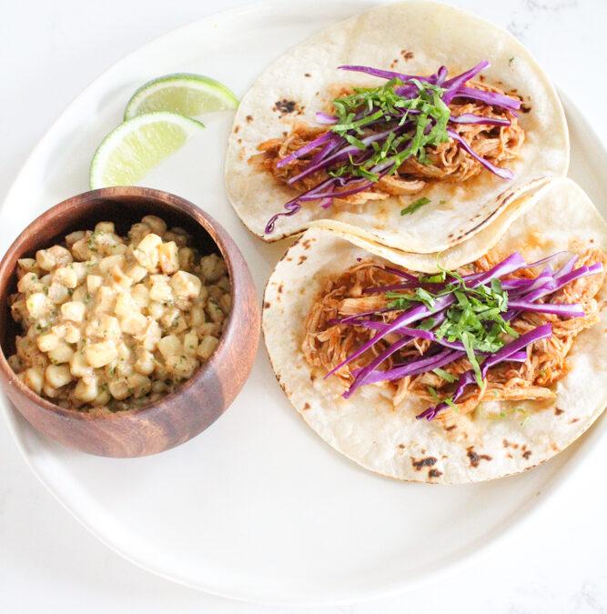 Chicken Tinga Tacos Recipe (Paleo + Whole30)