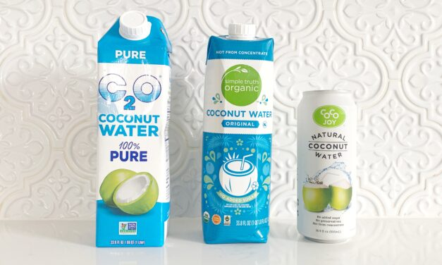 Whole30 Coconut Water Brands