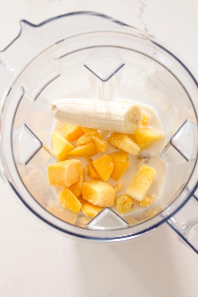 How Make Mango Smoothie