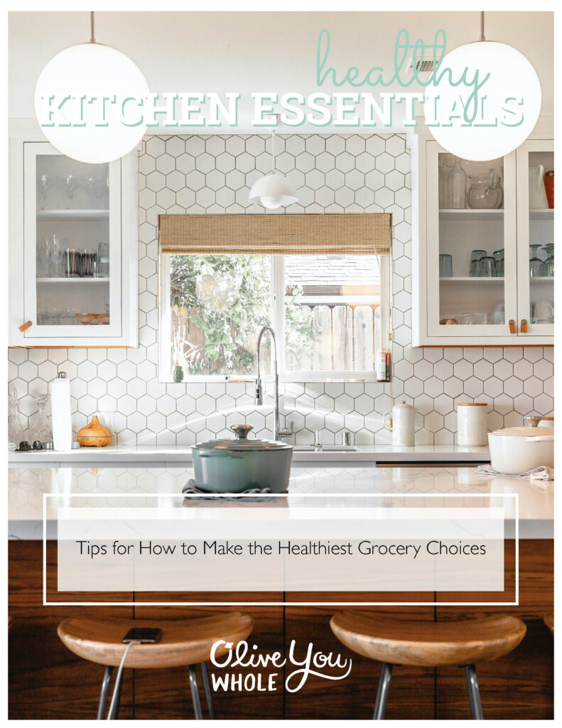 Healthy Kitchen Essentials Prep Cook Freeze Cookbook Bonus